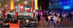 Organización integral de eventos para la página web (CDE)