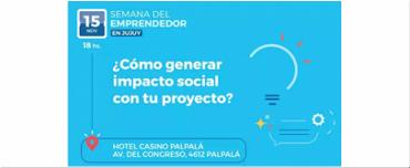 Empresas sociales con impacto + Living emprendedor
